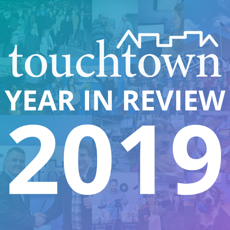 Touchtown Year in Review 2019 Header